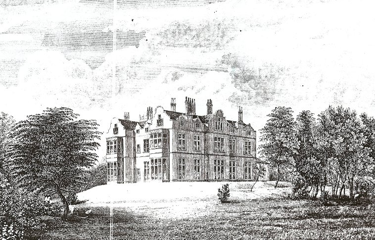 Holderness House from the S.E.